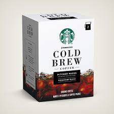 Starbucks® fresh brew coffee seals flavor into every can of your favorite roast. Cold Brew Coffee Pitcher Packs Starbucks Coffee At Home