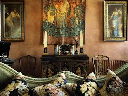 Traditional Living Room Furniture Green Colors Floral Pattern Classic Rug Traditional Living Room