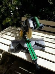 hitachi chop saw. hitachi chop saw