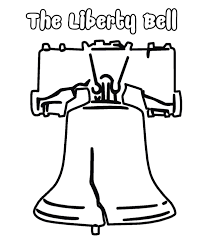 Small Picture Printable Liberty Bell Coloring Page With 1 And glumme
