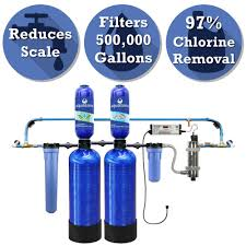 Home Water Treatment Systems Cost Aquasana Rhino Series 6 Stage 500000 Gal Well Water Filtration