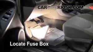 interior fuse box location 2006 2012 toyota rav4 2007 toyota 2006 2012 toyota rav4 interior fuse check