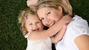 Image result for happy loving mother