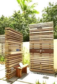 diy outdoor shower outdoor shower ideas wood panel showers creative enclosure plans homemade planning diy outdoor diy outdoor shower