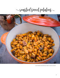 roasted sweet potatoes you ll love this healthy side p allen smith