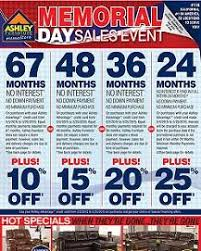 furniture sale ads striking ashley presidents day 2015 17