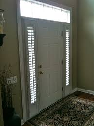 30 Best Door Window Treatments Images On Pinterest  Door Window Blinds For Small Door Windows