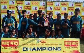 Mamata Chaudhary – WicketNepal