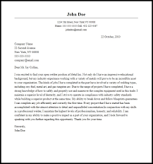 Document Controller Cover Letter Letters Font
