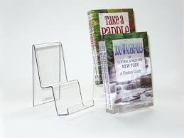 Single Book Display Stand book display stand Zample 45
