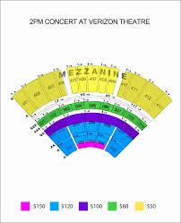 Verizon Theatre At Grand Prairie Virtual Seating Chart 44 You Will Love The Theatre At Grand Prairie Seating Chart