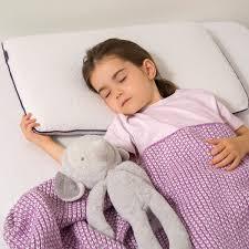 clevamama junior pillow with lavander