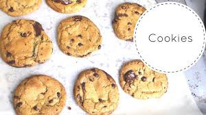 Ricetta Originale American Chocolate Chip Cookies - YouTube