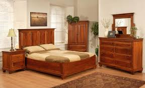 Solid Wood Bedroom Suites
