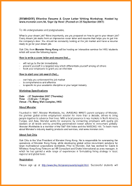 Write An Effective Cover Letter 5 Ways To Make An Effective Cover