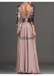 allgown long prom evening dress t801524704045