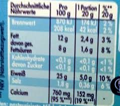 Babybel Cheese Light Nutrition Facts Mini Babybel Light 7 Portionen X 20g 140 G