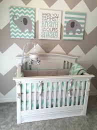 elephant baby room baby bedding