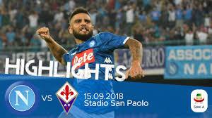 HL - Napoli V Fiorentina 1-0