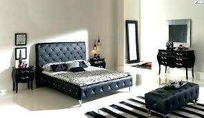 bedroom sets with leather headboards black leather bedroom furniture leather headboard king size bedroom set amazing