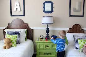 Little Boy Bedroom Decorating Big Boy Room Transformation Reveal Erin Spain