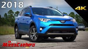 2018 Toyota RAV4 XLE - Ultimate In-Depth Look in 4k - YouTube