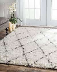 rugs mesmerizing moroccan shag rug design for your cozy flooring