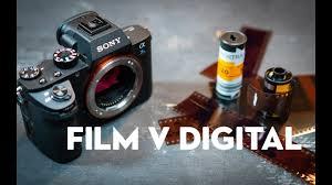 Film Vs Digital Comparing Medium Format 35mm And Mirrorless Photography Tips