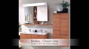 Badmöbel Badea Classic Line Youtube