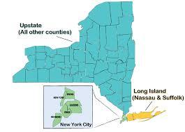 dmv map. Brilliant Dmv Map Of Regions NYS Map Showing Regional Restrictions With Dmv V