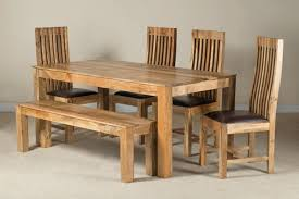 trendy dining tables for 6 20 glass table and 4 chairs piece set seater round kitchen sets with bench