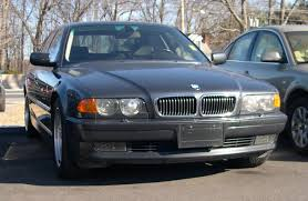 BMW Convertible bmw 740il 2000 : File:2000 BMW 740i.jpg - Wikimedia Commons