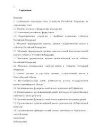 Система правоохранительных органов государственной власти в России  Анализ системы и структуры органов государственной власти на примере Новосибирской области курсовая по теории государства и