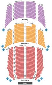 Bam Seating Chart Madonna Packages
