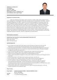 Resume Format For Experienced Civil Engineers Pdf Tomyumtumweb Com