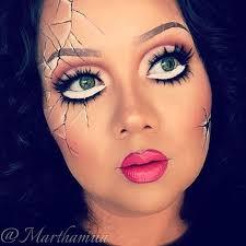 broken doll makeup dollmakeup brokendoll makeup muñeca inlandempiremua