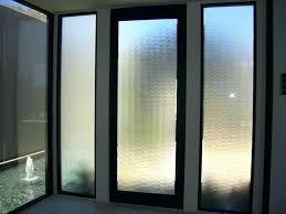 glass front door blinds curtains for half doors frosted entry golden waves w color eclectic t