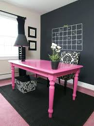clever home office decor ideas pretty modern in pink houses for