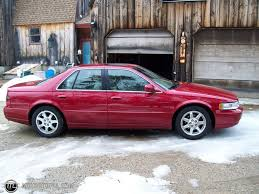2002 Cadillac Seville STS id 17372