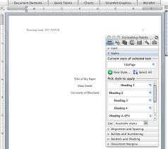 APA Paper Microsoft Word        YouTube Formatting APA Style in Microsoft Word