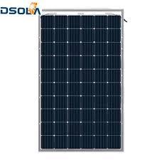 China Dsola New <b>Fashion</b> Module Sunpower <b>Solar Panel</b> - China ...