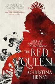 an books cover reveal the red queen