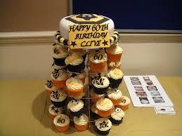 Cupcake Designs For Men 60th Birthday Cake Ideas For Men Google Search Birthday