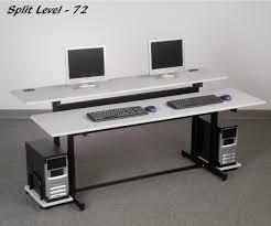 Ergonomic Computer Desk Double User Ergonomic Computer Workstation