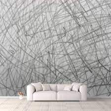 Amazon.com: 3D Wallpaper Gray Crayon ...