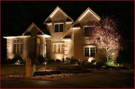 home spotlights lighting. Outdoor Lighting Design Ideas » Comfy Home Exterior House Spotlights Light Up The