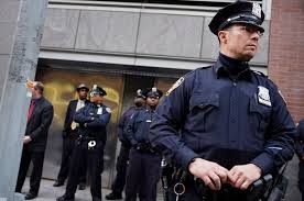 average police officer salary hourly wages income for  law enforcement