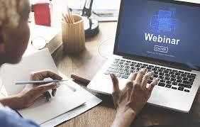 Webinar Interactive Presentation In Real Time Institute