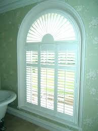 arched window treatments. Half Circle Window Treatment Arched Treatments Curtains Arch Blinds Best .