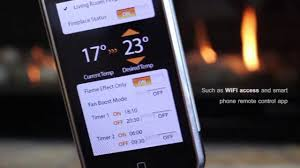 control your fireplace with an iphone the new dx1500 fireplace from escea you